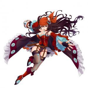 海賊女王「クイーン・スカーレット」_1