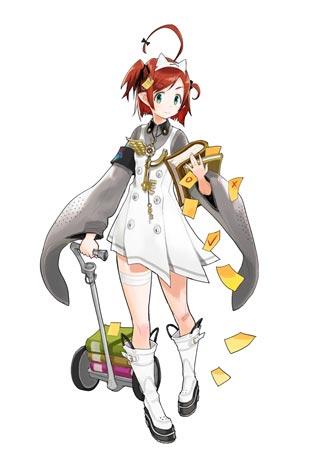 セラ(CV:松井恵理子)