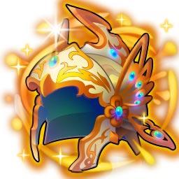 イベント限定★5防具「聖騎士の兜」