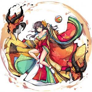 艶姫-玄武