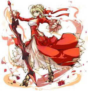 ネロ(薔薇色舞踏服)