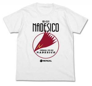 ナデシコロゴTシャツs